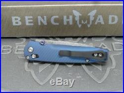 Benchmade 485-171 Valet Gold Class Folding Knife Damascus Titanium Axis #304