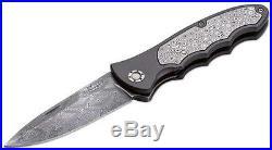 Boker 110239DAM Boker Leopard Damascus III Folding Knife 8.875 Overall