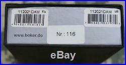 Boker 20-20 Classic Damascus Folding Knife 112021DAM Limited Edition #116 of 500