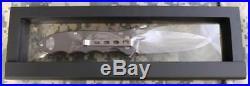 Boker Leopard Damascus III 42 Collection 110239DAM Folding Knife SEE DESCRIPTION
