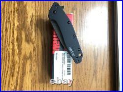 Discontinued Kershaw Damascus Blade Dividend Folding Pocket Knife