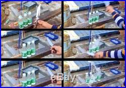 Handmade Hunting Knife VG10 Damascus Steel Folded Layers Fixed Blade Wood Handle