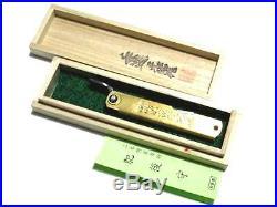 Higonokami Higo no kami Japanese Folding knife Damascus Bamboo Tiger by Motosuke