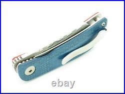 Mcusta Seki Japan MC-213D Petit VG-10 Damascus Small Folding Pocket Knife