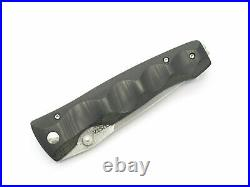 Mcusta Seki Japan Tactility Elite MC-0121D Micarta VG-10 Damascus Folding Knife