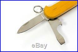 Victorinox Spartan Damascus + Zermatt Pouch Limited Edition Swiss Folding Knife