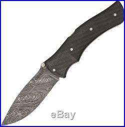 Viper Folding Pocket Knife New Start SSCT Damascus VA5840FC